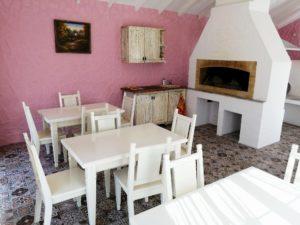 VIP зал в эко-деревне Раздолье в Архипо-Осиповке
