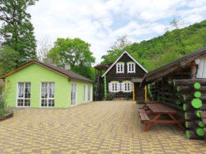 Эко-деревня Раздолье в Архипо-Осиповке в 2019 году